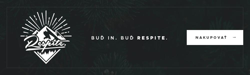 Buď in. Buď Respite.