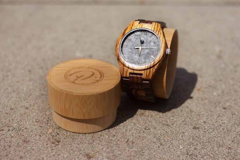 Drevené hodinky Aurai - Respite.sk